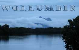 Wollumbin/Mt.Warning photography by Kingscliff Artist Michael Bryant